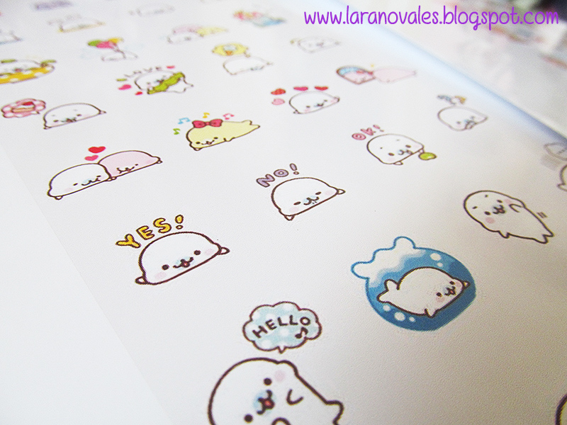 Moolang planner stickers