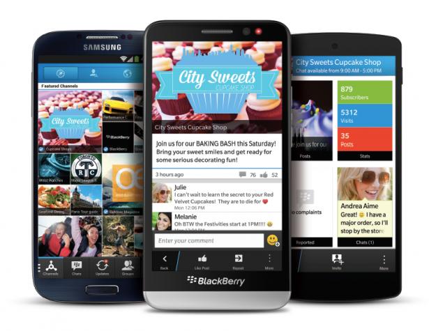 BBM sigue creciendo, ahora tiene 160 millones de usuarios registrados, John Chen anunció durante la llamada de las ganancias del Q1, que el BBM para Windows Phone estará disponible el mes que viene, es casi seguro que ese número siga creciendo y posiblemente llegar a ser el número uno del mensajero móvil algunos días (No muy lejano). John Chen también señaló fuera de los 160 millones de usuarios registrados, 50 millones utilizan un dispositivo BlackBerry y hay 85 millones de usuarios activos, con los Stickers de BBM y nuevas características que vendrán al BBM podemos continuar esperando que ese número