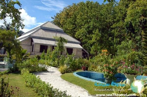 المعالم السياحية في المالديف