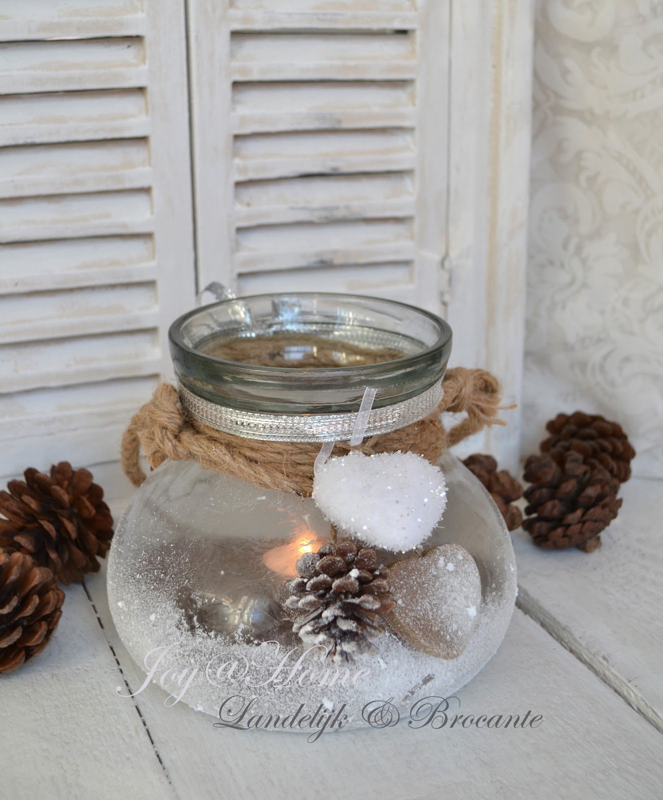 Joy@home woonaccessoires blog: ♥ kerst windlichten & meer ...