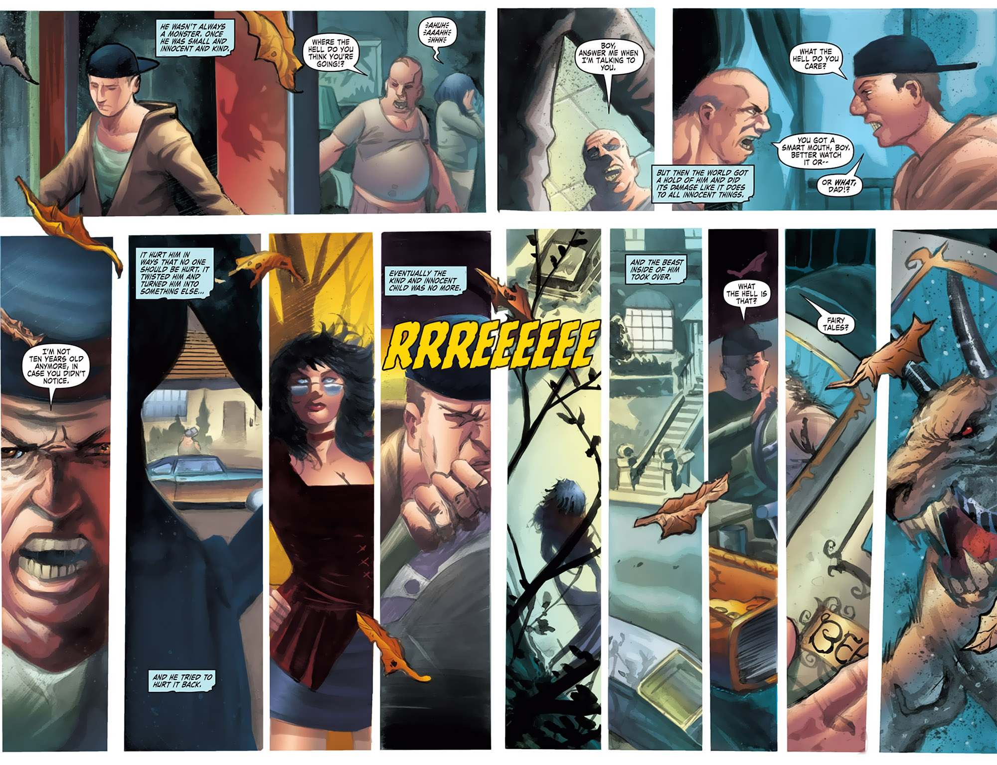 Grimm Fairy Tales (2005) Issue #14 #17 - English 4