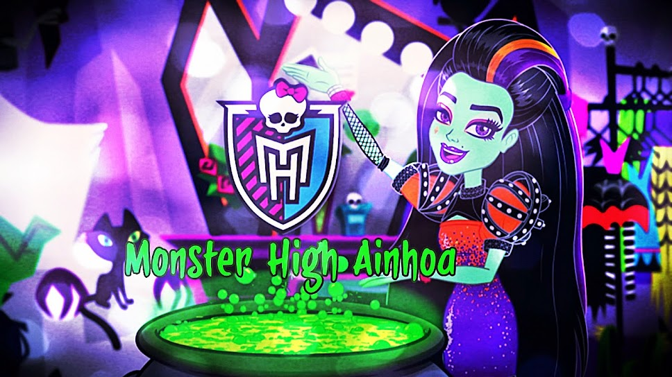 Monster High Ainhoa