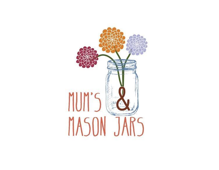 Mums & Mason Jars