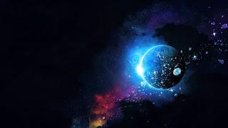 Gambar Bumi dari Luar Angkasa HD