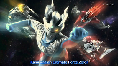 [REUPLOAD] Ultraman Zero The Movie Subtitle Indonesia