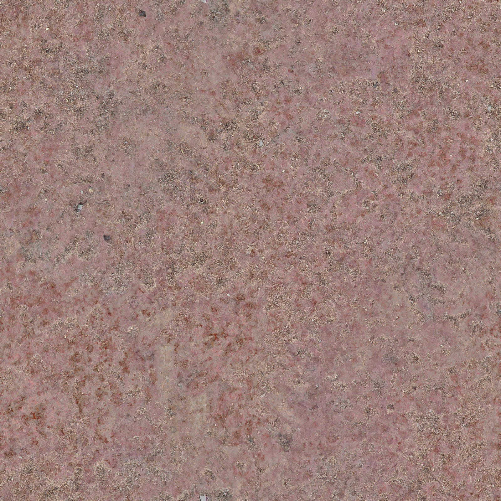 Seamless Metal Texture Rust Dirty Plate