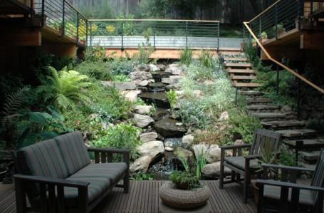 PhiloBioDesign Ray Kappe Waterfall House