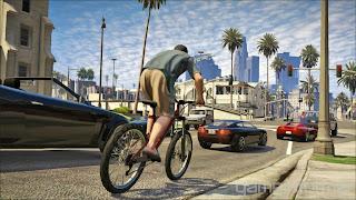 grand theft auto v screen 2 Grand Theft Auto V   Screenshots