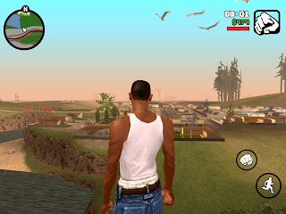 Grand Theft Auto San Andreas APK + DATA For Android Terbaru