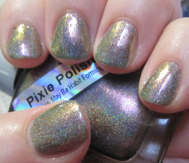 Pixie Polish Memory Splice