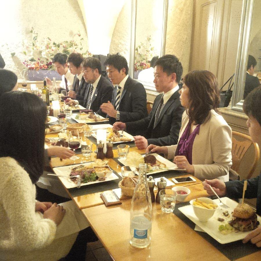 大阪府市議会議員・議員インターン学生等の皆さんのジュネーブ国際機関等ご訪問