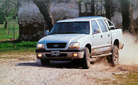 4x4 derrape Chevrolet S-10 Limited