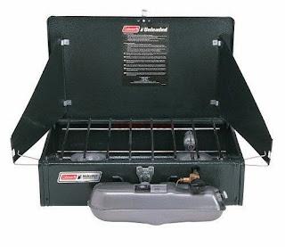 Der ultimative Artikel zu dem Coleman Dualfuel Kocher inklusive Repair Anleitung und den Links zu Ersatzteilen wie Generator und Pumpe