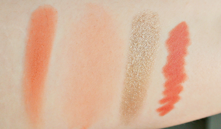 sigma beauty swatch pudrijera