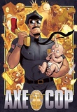 Axe Cop Season 1, Episode 9 When Night Creatures Attack