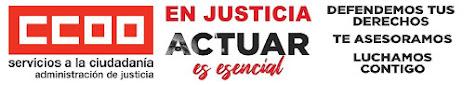 CCOO de Justicia