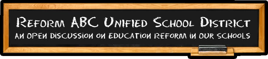 Reform ABC Unified School District