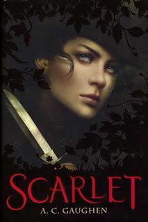Scarlet by A. C. Gaughen