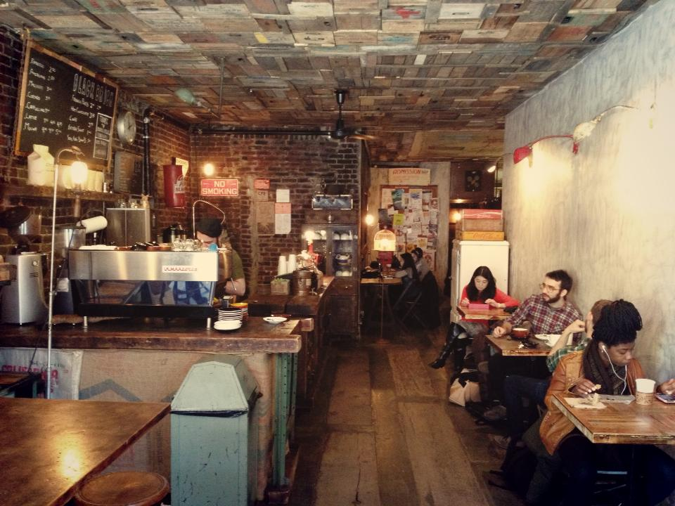 Black Brick Coffee Brooklyn