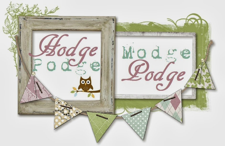 Hodge Podge Modge Podge