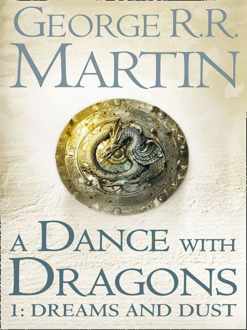 Daniel's Corner Unlimited: Book Review: A Song of Ice and ... A Dance With Dragons Audiobook Cover