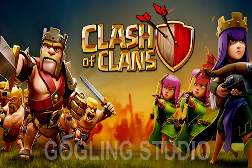 DOWNLOAD GAME CLASH OF CLANS CHEAT MOD APK