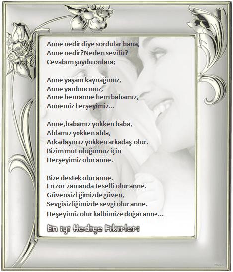 Anneye en güzel şiirler