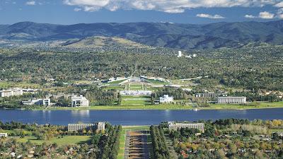 Canberra capital australia