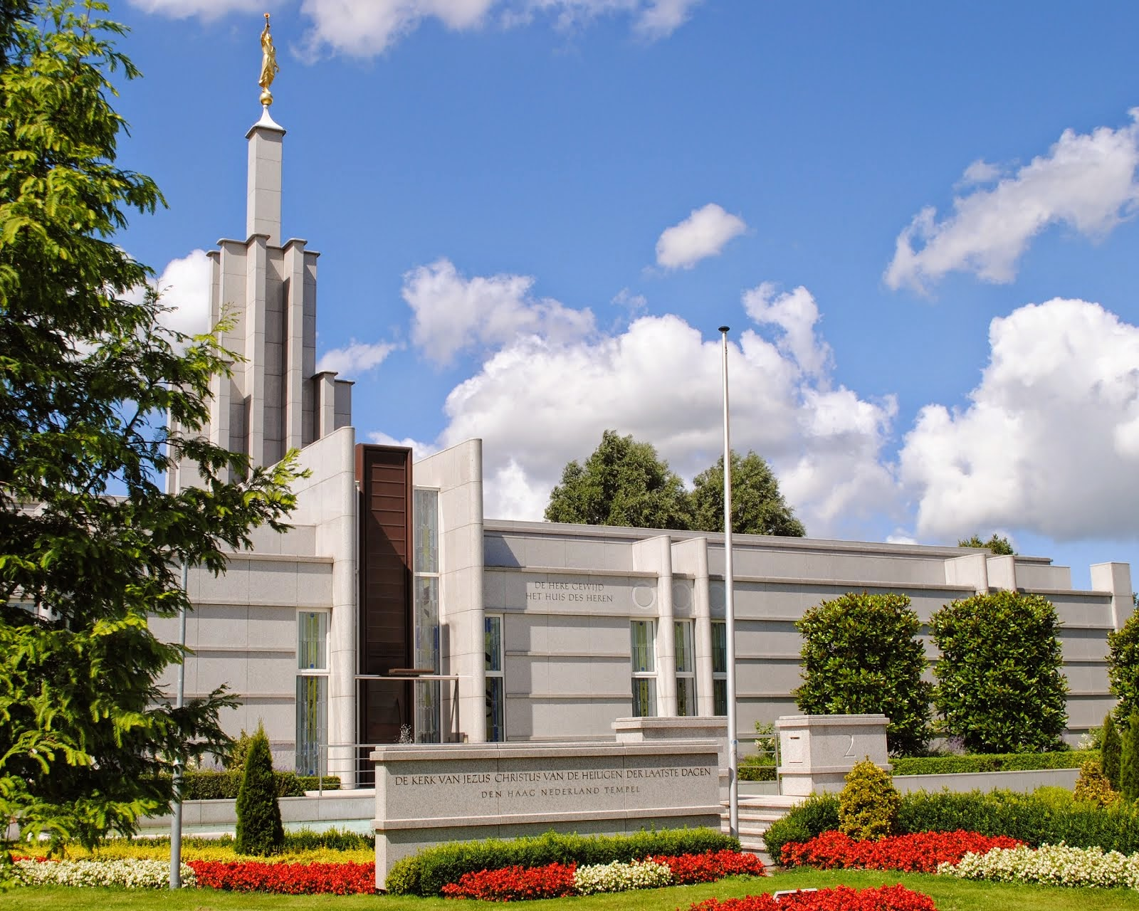 The Hague Temple