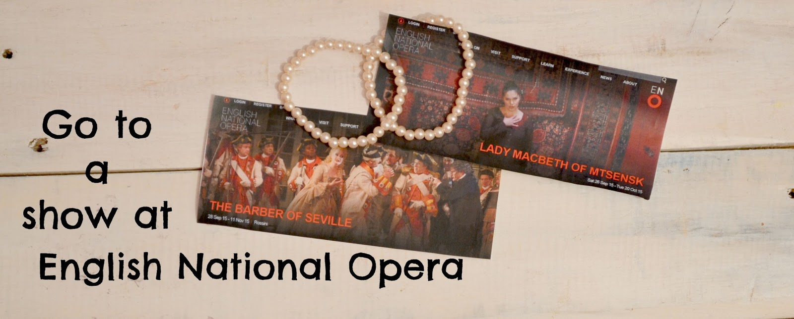 Opera Tickets In London