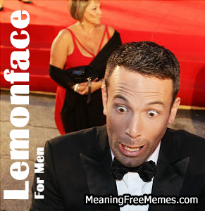 Ben Affleck's Lemonface For Men