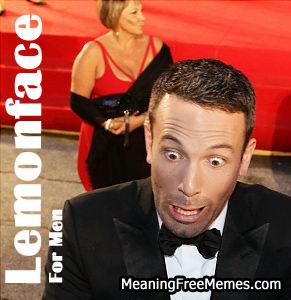 Ben Affleck's Lemonface For Men