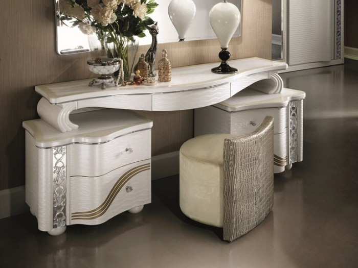 25 latest dressing table design ideas for all bedroom styles - Dressing table latest design ...