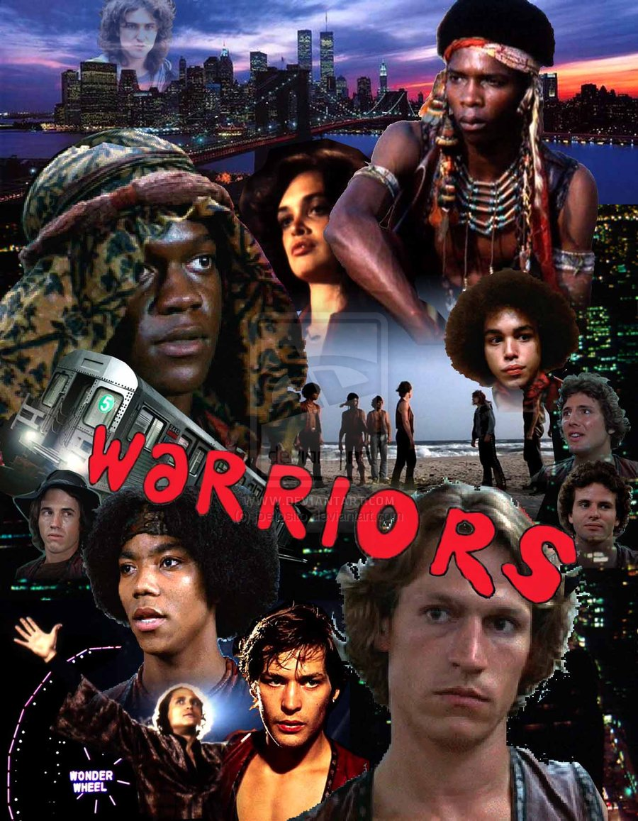The Warriors movie poster jpgThe Warriors Movie Poster
