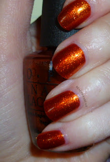OPI's Euro Centrale A Woman's Prague-ative