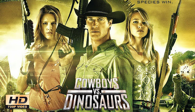 Cowboys vs Dinosaurs Watch Online