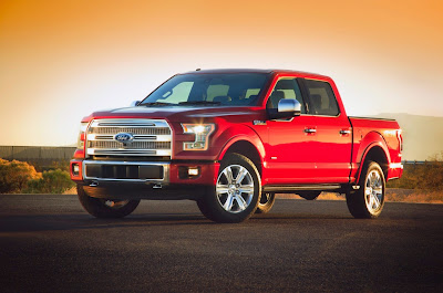 Ford F-150 is the Top Selling Vehicle for Military Members