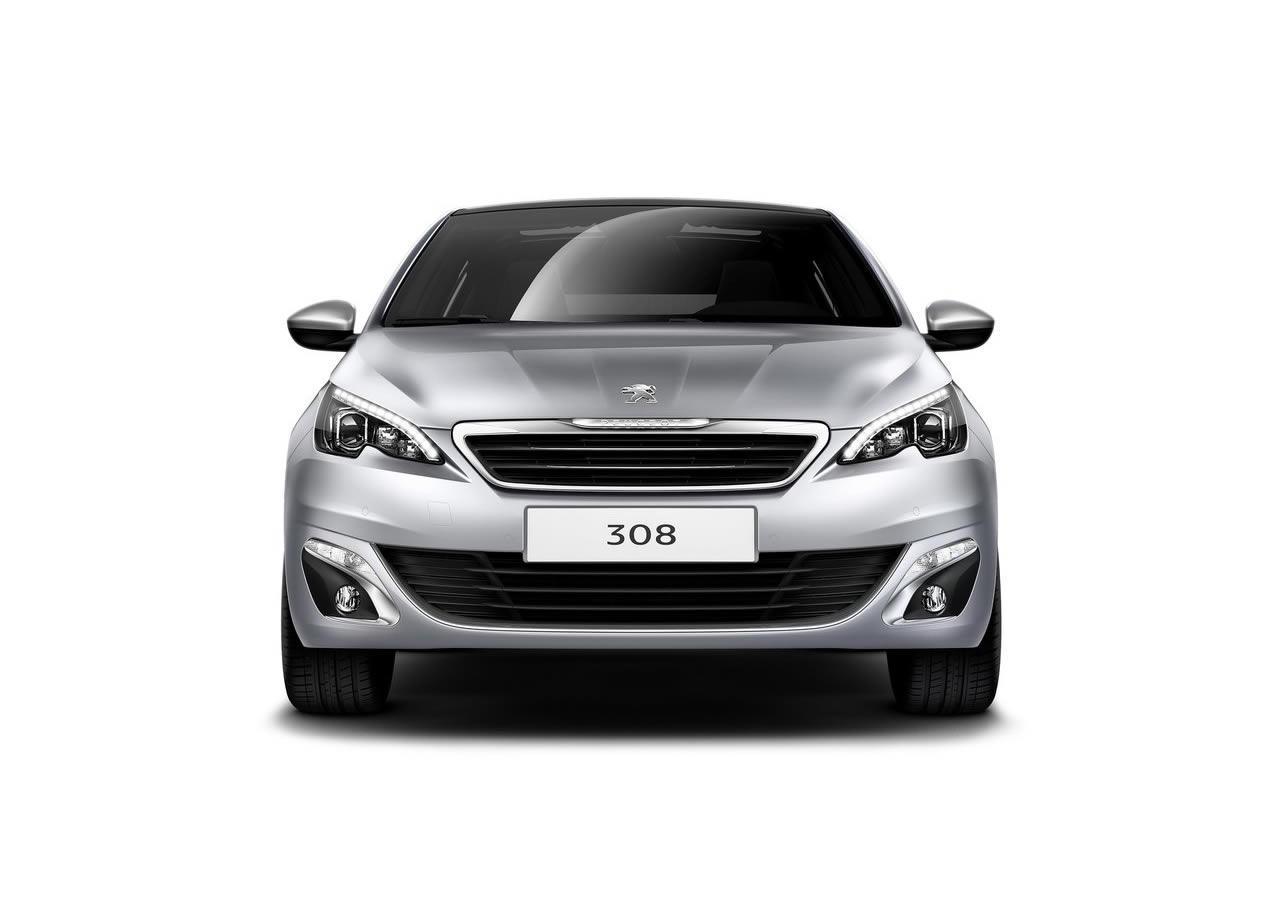 automovel Peugeot 308 2014