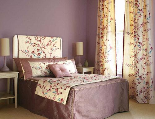 Margarida ruivo pinturas combinar paredes em violeta - Combina colores en paredes ...