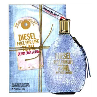 fragancia Diesel Fuel For Life Denim Collection mujer