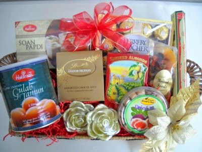 Boston gift Baskets Diwali gifts