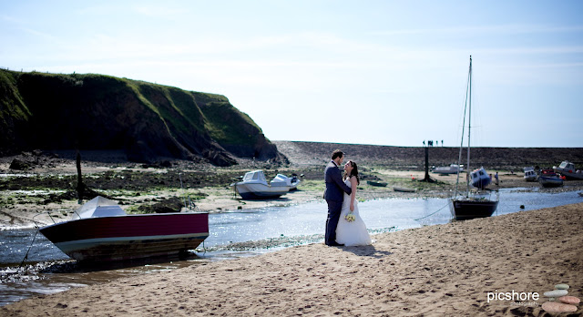 The Castle Restaurant Bude Cornwall wedding Picshore Photography wedding photographer bude