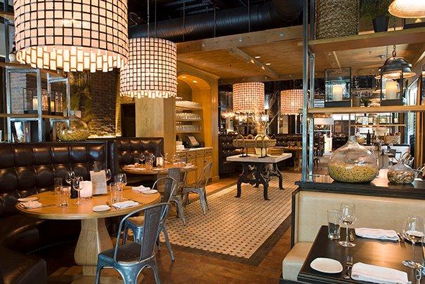 Kellie burke interiors restaurant design by