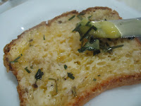 Manteiga de Azeite de Oliva e Ervas (vegana)