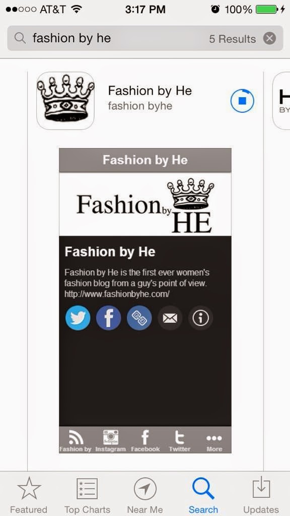 Fashion by He App