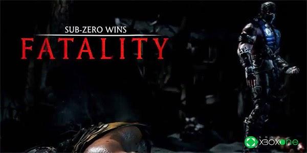 Mortal Kombat X - Pré-Venda