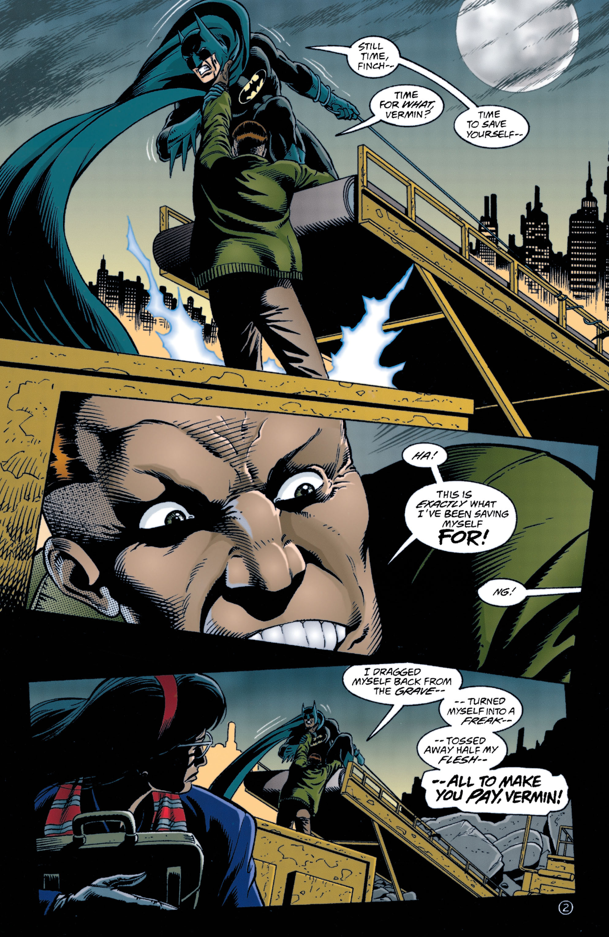 Detective Comics (1937) Issue #713 Page 3