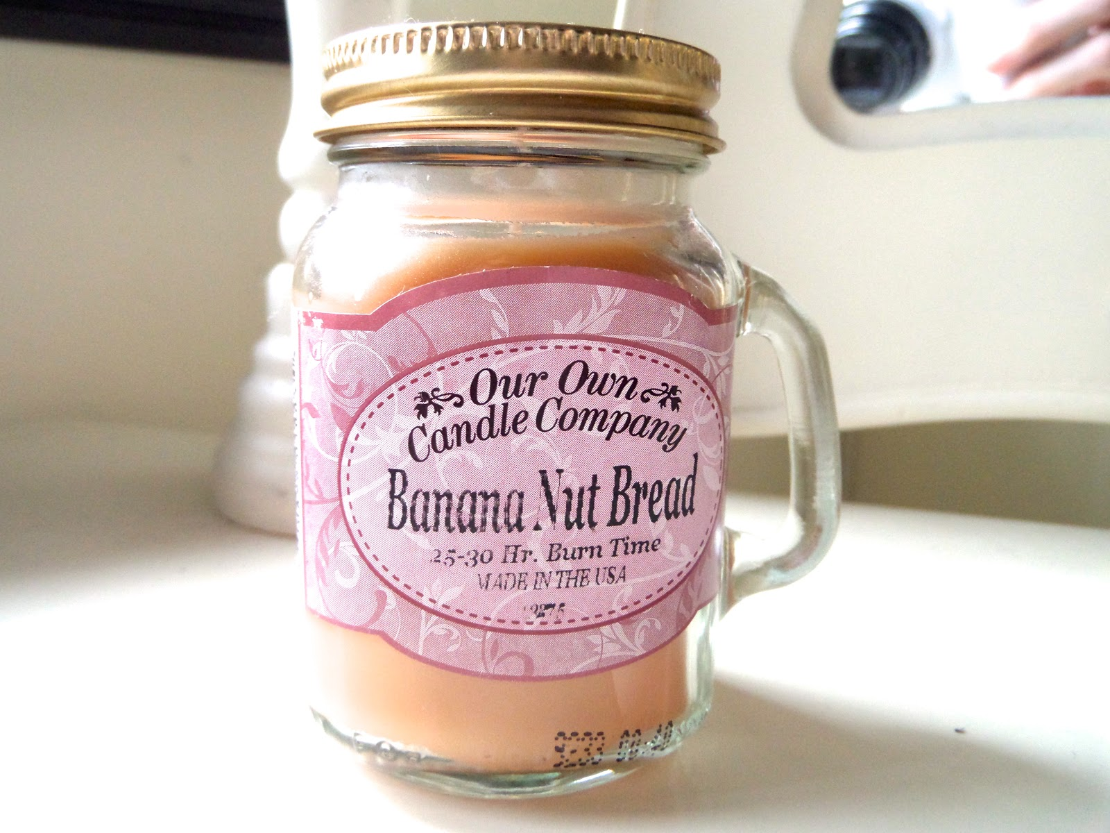 Our Own Candle Company Banana Nut Bread Review