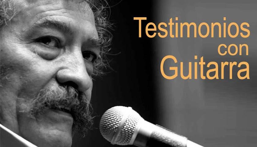 Testimonios con guitarra