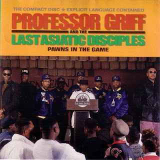 Professor Griff & the Last Asiatic Disciples – Pawns In The Game (1990) Flac